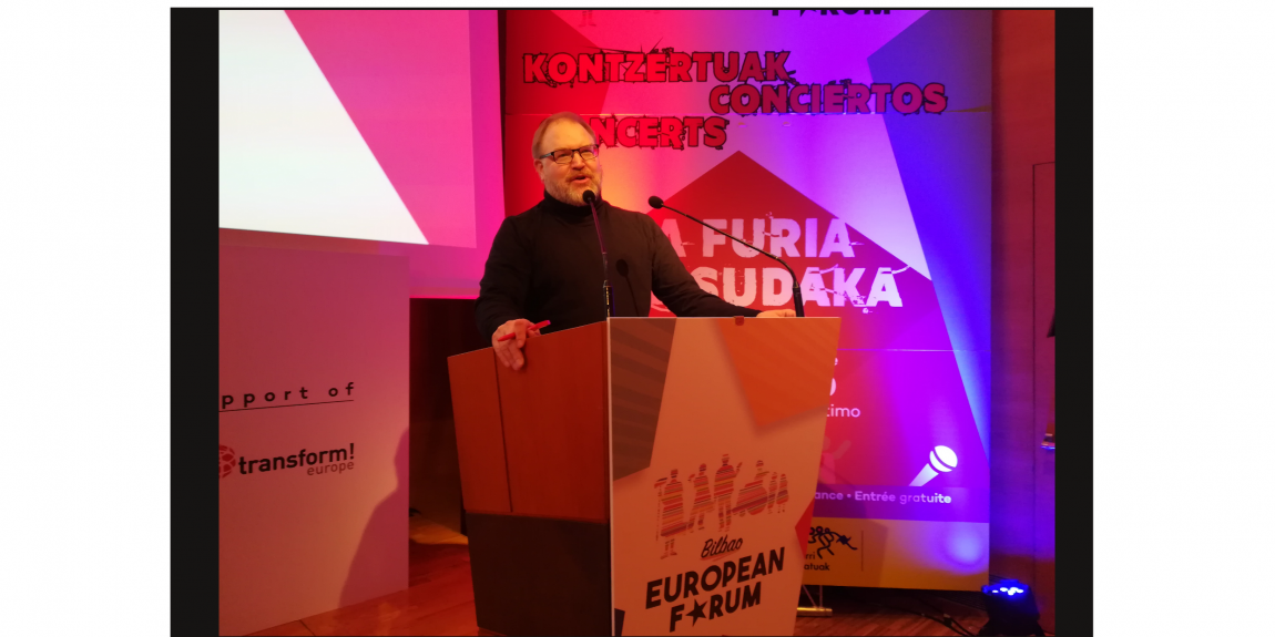 Bilba European Forum 2018, EU, Morocco, Free Trade Agreement, Fisheries Partnership Agreement, Polisario, Western Sahara