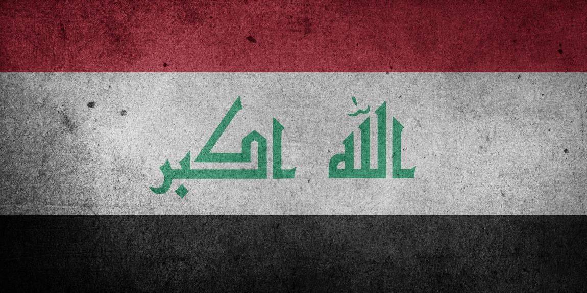 Iraqi government must stop the violence. Picture Chickenonline